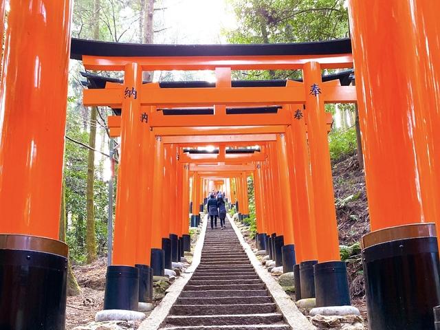 京都伏見稲荷でスピリチュアル巡礼&トレッキング、波動を上げる旅の方法