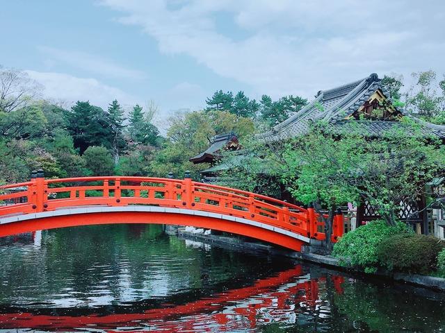 京都 神泉苑で龍神から受け取ったメッセージは、iphone経由だった