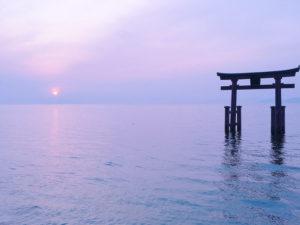 琵琶湖 白髭神社での祈り、心穏やかな近江高島の旅